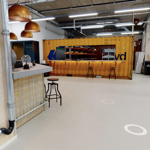 Interieurontwerp IW Amsterdam